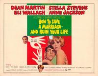 How to Save a Marriage and Ruin Your Life - 43 x 62 Movie Poster - Bus Shelter Style A