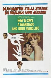 How to Save a Marriage and Ruin Your Life - 27 x 40 Movie Poster - Style B