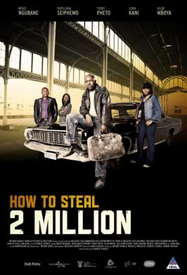 How to Steal 2 Million - 27 x 40 Movie Poster - South Africa Style A