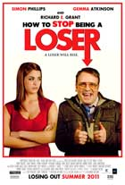 How to Stop Being a Loser - 11 x 17 Movie Poster - Style B