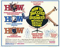 How to Succeed in Business without Really Trying - 11 x 14 Movie Poster - Style A