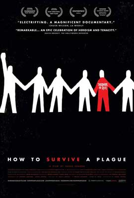 How to Survive a Plague - 11 x 17 Movie Poster - Style A