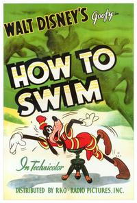 How to Swim - 27 x 40 Movie Poster - Style A