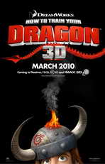 How to Train Your Dragon - 11 x 17 Movie Poster - Style A