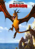 How to Train Your Dragon - 11 x 17 Movie Poster - Style D