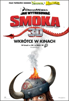 How to Train Your Dragon - 11 x 17 Movie Poster - Polish Style A