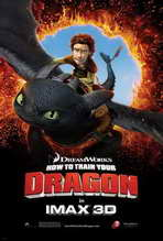 How to Train Your Dragon - 11 x 17 Movie Poster - Style H