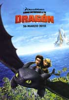 How to Train Your Dragon - 27 x 40 Movie Poster - Spanish Style E