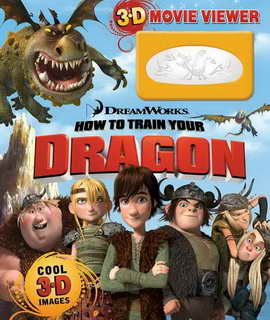 How to Train Your Dragon - 11 x 17 Movie Poster - Style B
