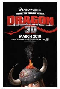 How to Train Your Dragon - 43 x 62 Movie Poster - Bus Shelter Style A