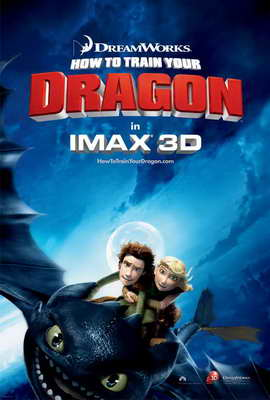How to Train Your Dragon - 27 x 40 Movie Poster - Style A