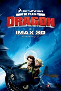 How to Train Your Dragon - 43 x 62 Movie Poster - Bus Shelter Style B