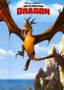 How to Train Your Dragon - 27 x 40 Movie Poster - Style C