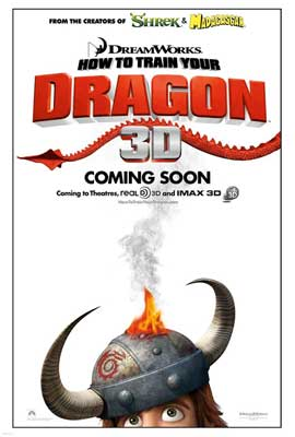 How to Train Your Dragon - 11 x 17 Movie Poster - Style G