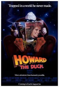 Howard the Duck - 27 x 40 Movie Poster - Style A