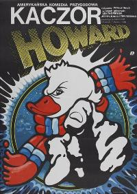 Howard the Duck - 27 x 40 Movie Poster - Polish Style A