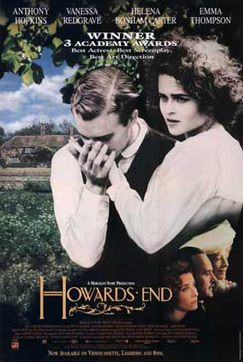 Howards End - 11 x 17 Movie Poster - Style A
