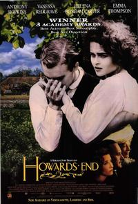 Howards End - 43 x 62 Movie Poster - Bus Shelter Style A