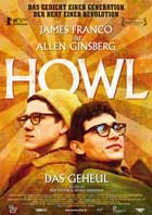 Howl - 27 x 40 Movie Poster - German Style A