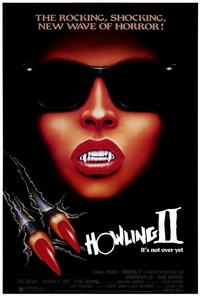 Howling 2: Your Sister Is a Werewolf - 27 x 40 Movie Poster - Style A
