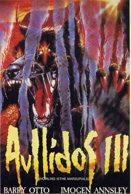 Howling 3: The Marsupials - 11 x 17 Movie Poster - Spanish Style A