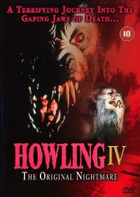 Howling IV: The Original Nightmare - 11 x 17 Movie Poster - UK Style A