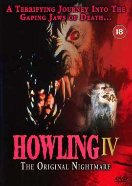 Howling IV: The Original Nightmare - 27 x 40 Movie Poster - UK Style A