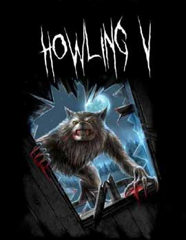 Howling V: The Rebirth - 11 x 17 Movie Poster - Style A