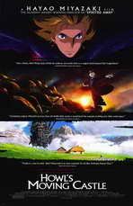 Howl's Moving Castle - 11 x 17 Movie Poster - Style A