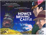 Howl's Moving Castle - 11 x 17 Movie Poster - Style B