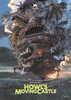 Howl's Moving Castle - 11 x 17 Movie Poster - UK Style A