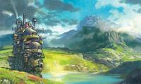 Howl's Moving Castle - 8 x 10 Color Photo #1