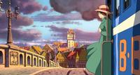 Howl's Moving Castle - 8 x 10 Color Photo #3