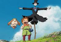 Howl's Moving Castle - 8 x 10 Color Photo #6