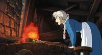 Howl's Moving Castle - 8 x 10 Color Photo #8