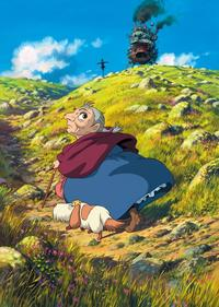 Howl's Moving Castle - 8 x 10 Color Photo #9