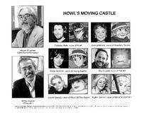 Howl's Moving Castle - 8 x 10 B&W Photo #1