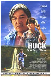 Huck and the King of Hearts - 27 x 40 Movie Poster - Style A