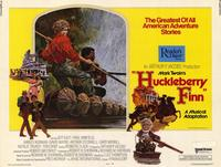Huckleberry Finn - 11 x 14 Movie Poster - Style A