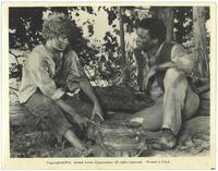 Huckleberry Finn - 8 x 10 B&W Photo #1