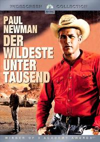 Hud - 27 x 40 Movie Poster - German Style A