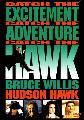 Hudson Hawk - 11 x 17 Movie Poster - Style C