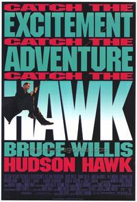 Hudson Hawk - 27 x 40 Movie Poster - Style B