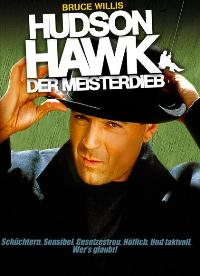 Hudson Hawk - 11 x 17 Movie Poster - German Style A