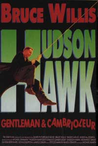 Hudson Hawk - 11 x 17 Movie Poster - French Style A