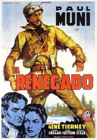 Hudson's Bay - 11 x 17 Movie Poster - Spanish Style A