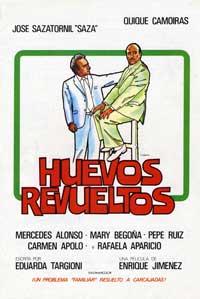 Huevos Revueltos - 27 x 40 Movie Poster - Spanish Style A
