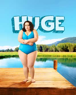 Huge (TV) - 43 x 62 Movie Poster - Bus Shelter Style A