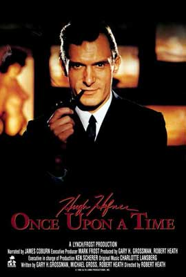 Hugh Hefner: Once Upon a Time - 11 x 17 Movie Poster - Style A