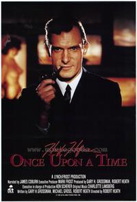 Hugh Hefner: Once Upon a Time - 43 x 62 Movie Poster - Bus Shelter Style A